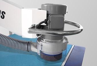 集塵機の設置