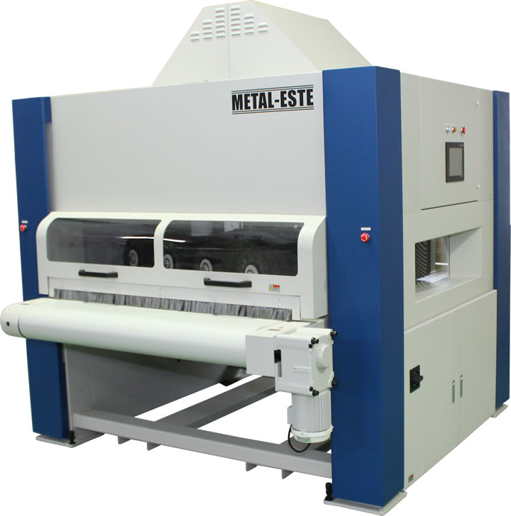 Deburring Machine | METAL-ESTE 1300 (Large Ver.)