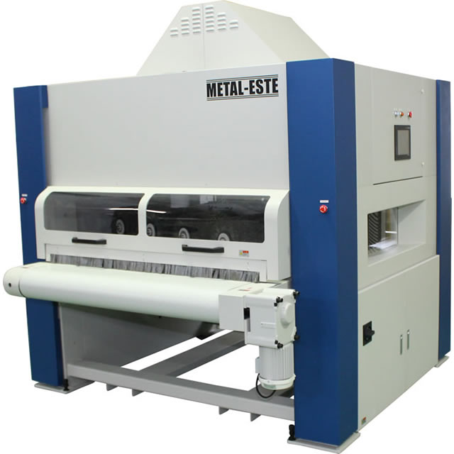Deburring Machine | METAL-ESTE 1300(Large Ver.)