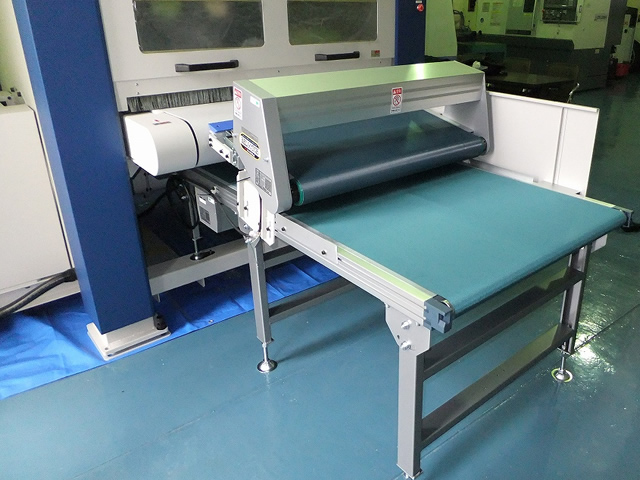 Setting return conveyor