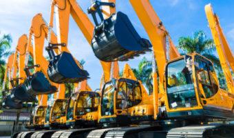 建設機械関連業界